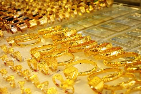 Giá vàng hôm nay 24/9: Vàng SJC quay đầu giảm 70.000 đồng/lượng trong phiên giao dịch đầu tuần