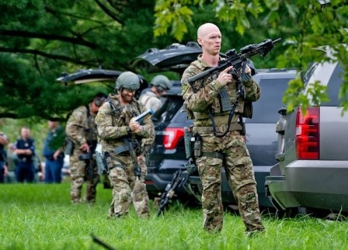 Tiếp tục xảy ra xả súng kinh hoàng ở Mỹ, ít nhất 3 người thiệt mạng