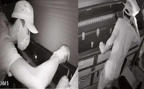 Hà Tĩnh: Chủ tiệm vàng bị trộm 'treo thưởng' 50 triệu đồng cho người cung cấp thông tin nghi phạm