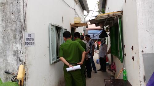 TPHCM: Điều tra vụ người phụ nữ được phát hiện tử vong bất thường trong nhà vệ sinh
