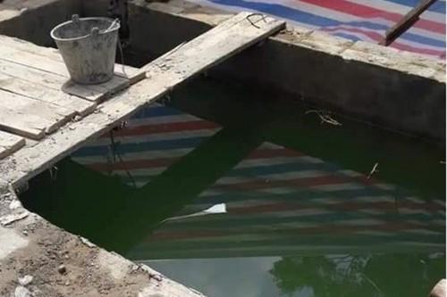 Bé 2 tuổi tử vong dưới hố ga trường mầm non ở Phú Thọ