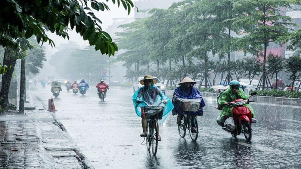 Trung Bộ tiếp tục mưa lớn diện rộng