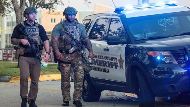 Tấn công bằng dao tại Florida (Mỹ) làm nhiều người bị thương