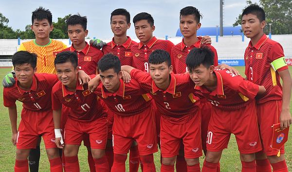 Khởi tranh vòng loại U16 châu Á 2020