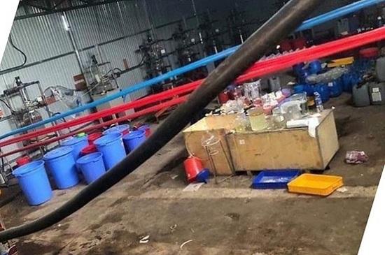 Khởi tố nhóm đối tượng Trung Quốc trong đường dây sản xuất ma túy 'siêu khủng'