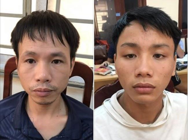 xac dinh duoc 2 doi tuong ban phao sang gay thuong tich cho cdv va tan cong cscd tai san hang day