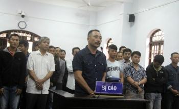 Tuyên phạt trùm gỗ lậu Phượng 'râu' 8 năm 6 tháng tù