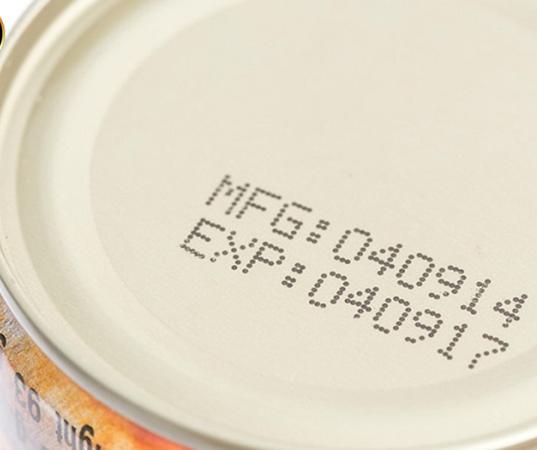 Vị trí ghi nội dung bắt buộc trên nhãn hàng hóa