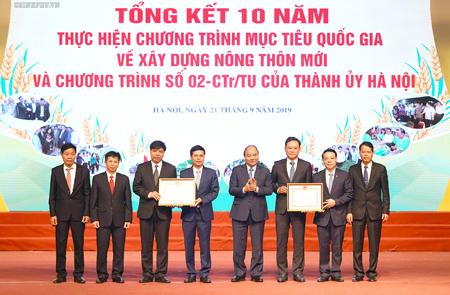 thu tuong nong thon ha noi phai la mien que dang song