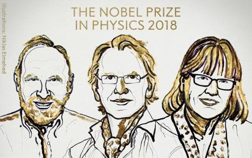 Nữ Phó Giáo sư Canada trở thành người phụ nữ thứ ba trong lịch sử đoạt giải Nobel Vật lý