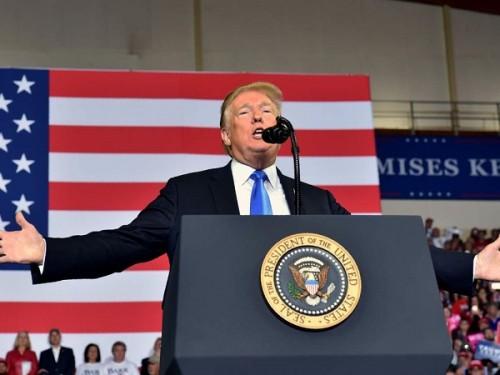 Ông Donald Trump khẳng định sẽ tranh cử tổng thống Mỹ vào năm 2020