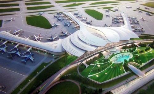 Uỷ ban Tài chính - Ngân sách đề nghị xác định trách nhiệm chậm giải ngân cho dự án sân bay Long Thành
