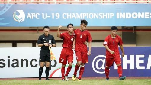 U19 Việt Nam thua ngược Jordan vào phút 89 ở giải U19 châu Á