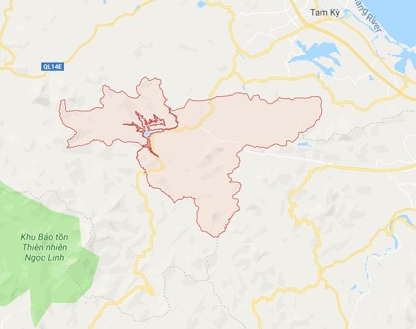 Chuyên gia lý giải nguyên nhân xảy ra 2 trận động đất ở Quảng Nam