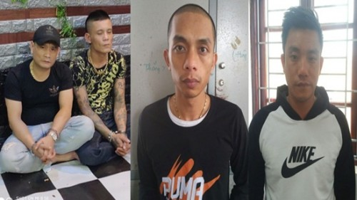 Gia Lai: Tạm giữ 4 đối tượng mang súng đi đòi nợ