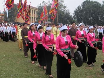 Đặc sắc văn hóa xứ Mường tại 'Tuần Văn hóa - Du lịch Hòa Bình'
