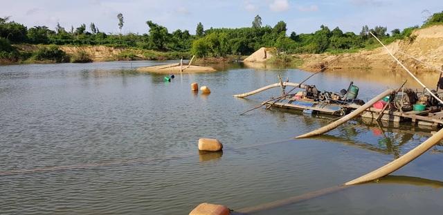 Quảng Bình: Xử phạt hàng loạt doanh nghiệp vi phạm trong lĩnh vực khoáng sản