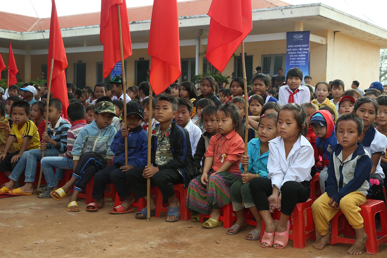 Trên 462.000 tỷ đồng cho giáo dục trong xây dựng nông thôn mới