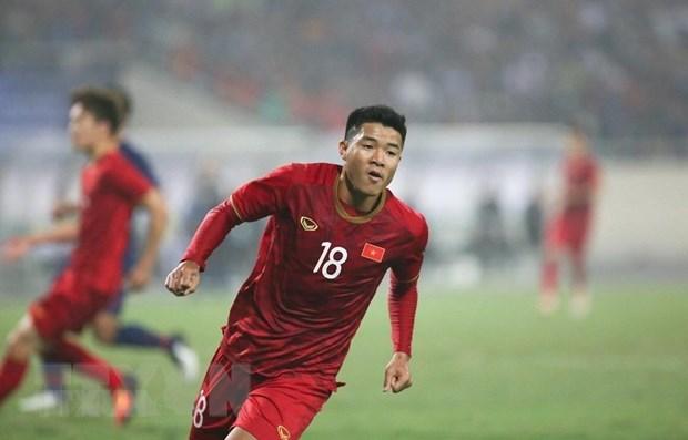 U22 Việt Nam-U22 UAE bất phân thắng bại với tỷ số 1-1