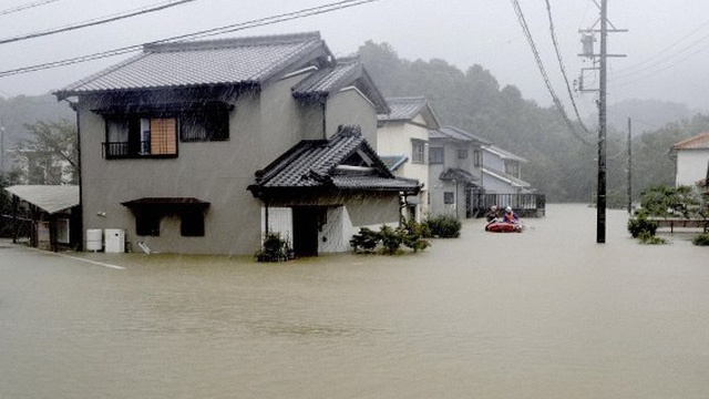Siêu bão Hagibis: Triển khai các biện pháp bảo hộ công dân Việt Nam tại Nhật Bản