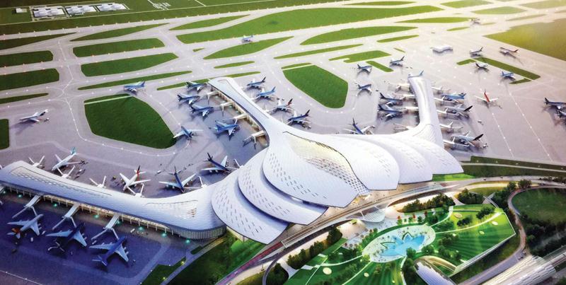 Đồng Nai bảo đảm mặt bằng khởi công sân bay Long Thành
