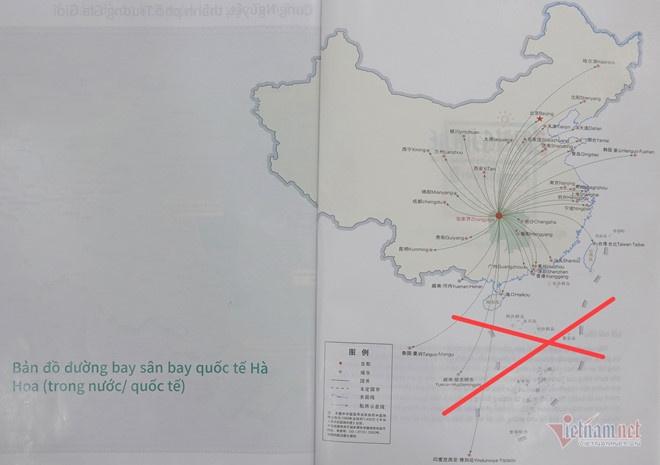 Tổng cục Du lịch yêu cầu Saigontourist giải trình chi tiết những ấn phẩm có hình ảnh 'đường lưỡi bò'