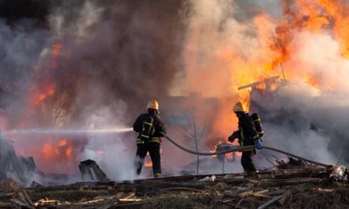 Hỗ trợ gia đình lao động Việt Nam bị thương vong trong vụ cháy nổ tại Hàn Quốc