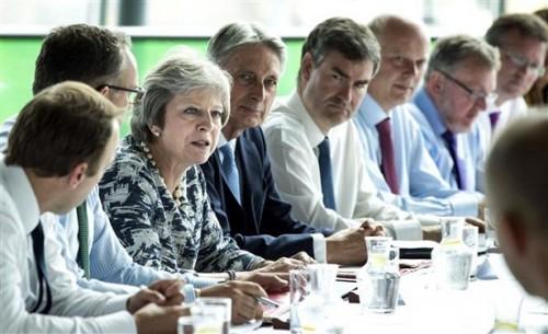 Anh và EU đã đạt được sự thống nhất đối với thỏa thuận Brexit