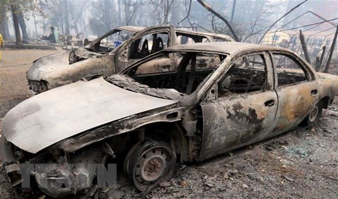 Mỹ: Hơn 1.000 người mất tích trong thảm họa cháy rừng ở California