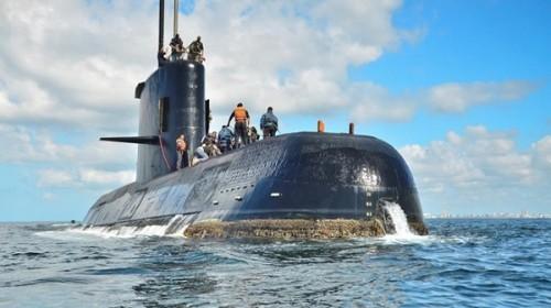 Hải quân Argentina tuyên bố tàu ngầm ARA San Juan mất tích hồi năm ngoái đã được tìm thấy