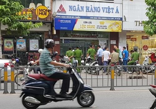VietABank ra thông cáo trấn an tinh thần khách hàng sau vụ cướp ngân hàng ở TP.HCM