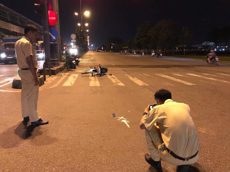 TPHCM: Truy tìm xe cấp cứu gây tai nạn, chở nạn nhân đi 'biệt tăm'