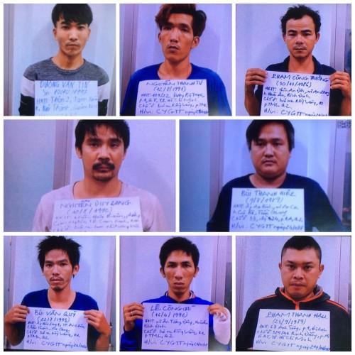 TPHCM: Khởi tố nhóm đối tượng truy sát khiến 2 thanh niên tử vong