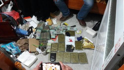 Nam Định: Phá đường dây ma túy 'khủng', thu giữ hơn 2 tỷ đồng