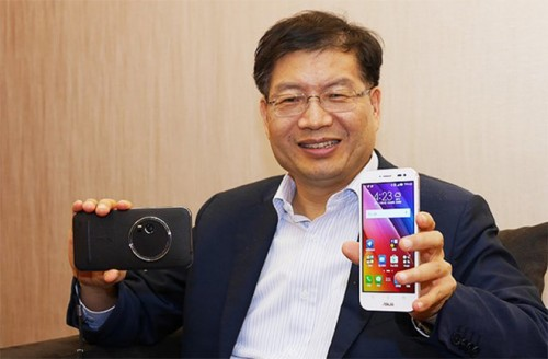 CEO Jerry Shen rời khỏi Asus