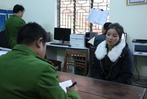 Nghệ An: Khởi tố đối tượng mua bán người