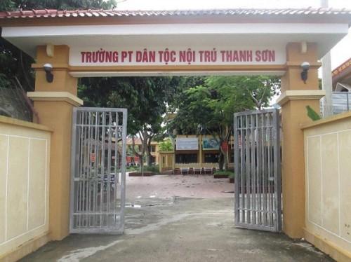 Bộ GD&ĐT yêu cầu Sở GD&ĐT Phú Thọ báo cáo vụ hiệu trưởng lạm dụng tình dục nhiều nam sinh