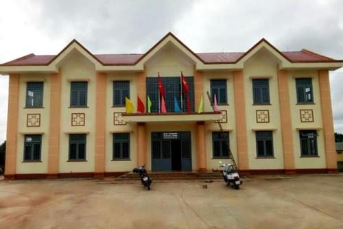 Đắk Lắk: Kẻ trộm táo bạo vào trụ sở xã phá két sắt, lấy đi 300 triệu đồng