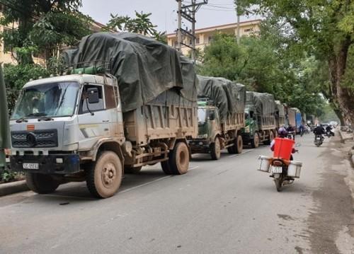 Triệt phá đường dây buôn lậu, thu giữ 100 tấn hàng ở Lạng Sơn