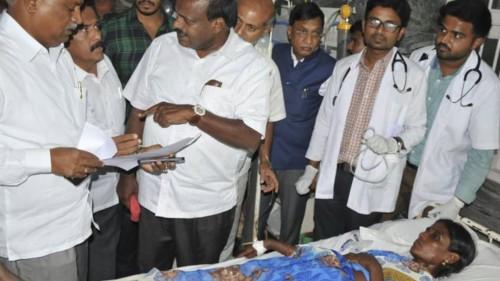 Ấn Độ: 11 người chết, 93 người cấp cứu vì ngộ độc thực phẩm sau khi ăncơm từ lễ hội