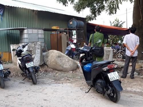 Bình Dương: Người đàn ông bị điện giật tử vong trong lúc sửa điện giúp chủ quán cà phê