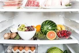 Giữ thực phẩm ngày Tết