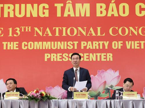 Báo chí phải là lực lượng xung kích, chủ lực trong tuyên truyền Đại hội Đảng toàn quốc lần thứ XIII