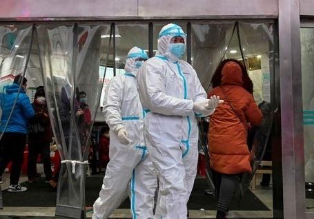 Thêm 116 ca tử vong, 4.823 ca nhiễm mới ở Vũ Hán