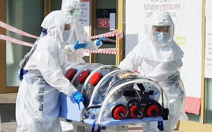 Hôm nay Hàn Quốc ghi nhận 1 ca tử vong đầu tiên, 53 ca nhiễm mới