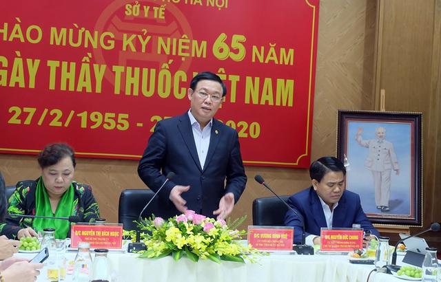Bí Thư thành ủy Hà Nội yêu cầu Thành phố phải tính đến cách ly cả khu phố