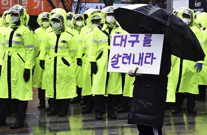 Hàn Quốc xác nhận một phụ nữ dương tính với vi rút corona 2 lần