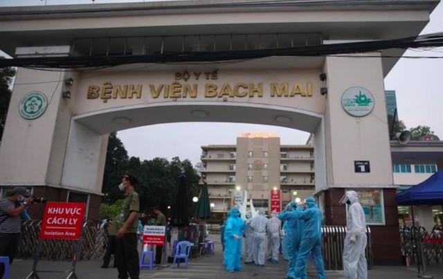 Bệnh viện Bạch Mai là ổ dịch lớn và phức tạp hơn các bệnh viện của Italy, Hàn Quốc, Mỹ