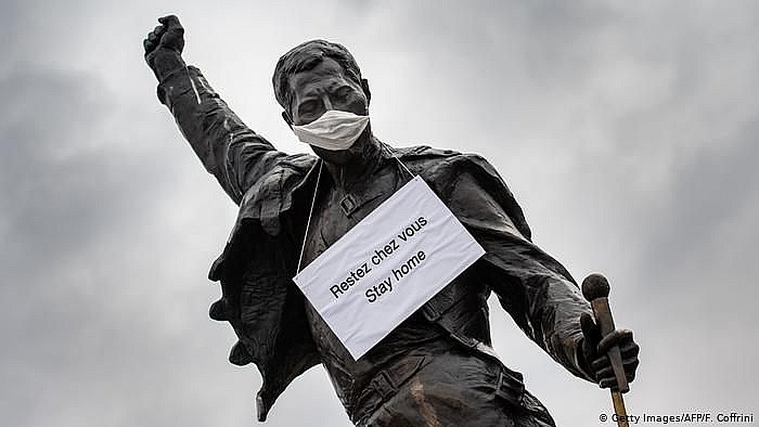 Gần 1,2 triệu người trên toàn cầu nhiễm Covid-19, với 64.662 ca tử vong