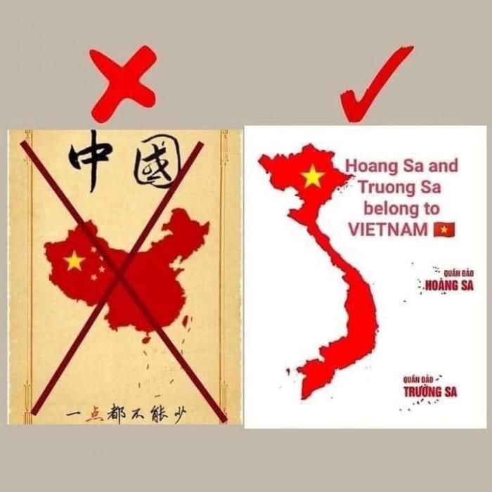 Người tiêu dùng Việt Nam kêu gọi tẩy chay H&M vì đănng hình bản đồ có đường lưỡi bò theo yêu cầu của Trung Quốc